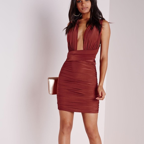 """bd0f49144bf Missguided """"Do me any way you want"""" multiway dress"""